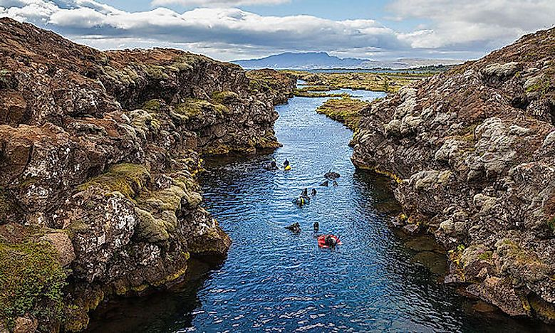 #3 Þingvellir National Park -