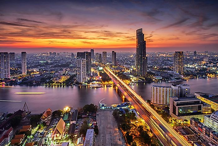 What Is The Capital Of Thailand