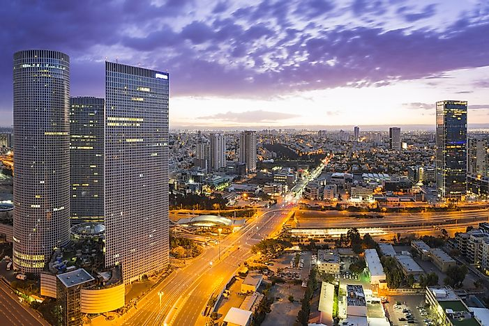 The Tallest Buildings in Israel