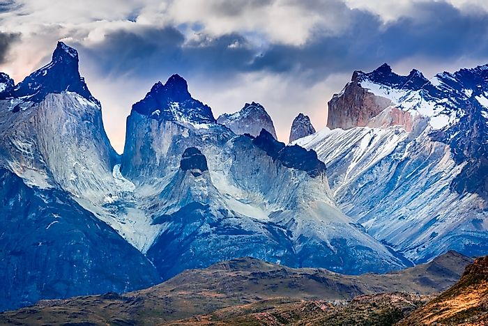 #8 Torres Del Paine National Park