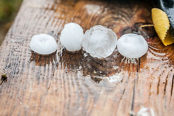 What Causes Hail?