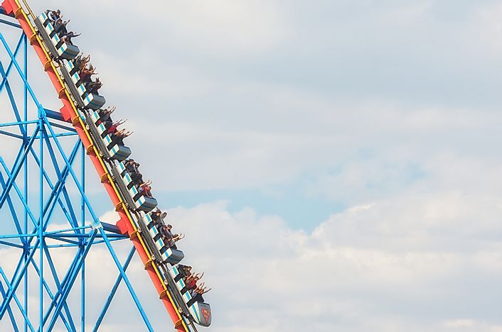 The Most Visited Amusement Parks In Latin America