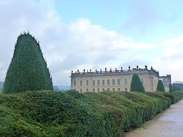 #9 Chatsworth House
