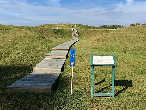 Poverty Point - Unique Places in North America