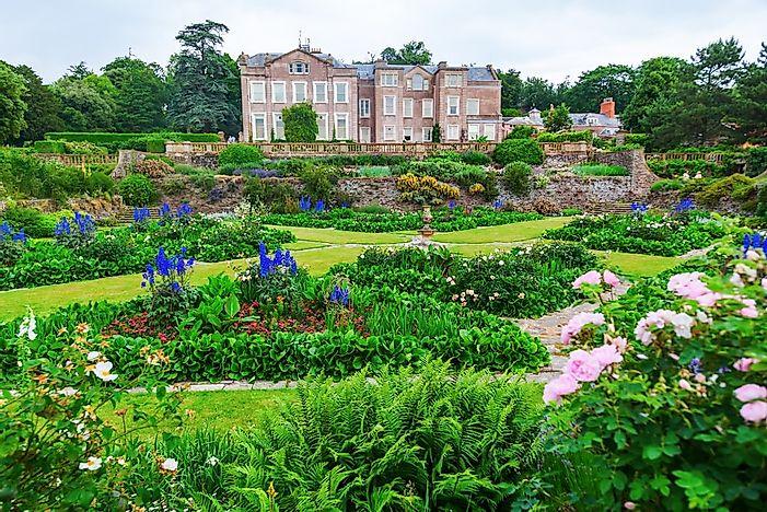 6 Beautiful English Gardens Worldatlas