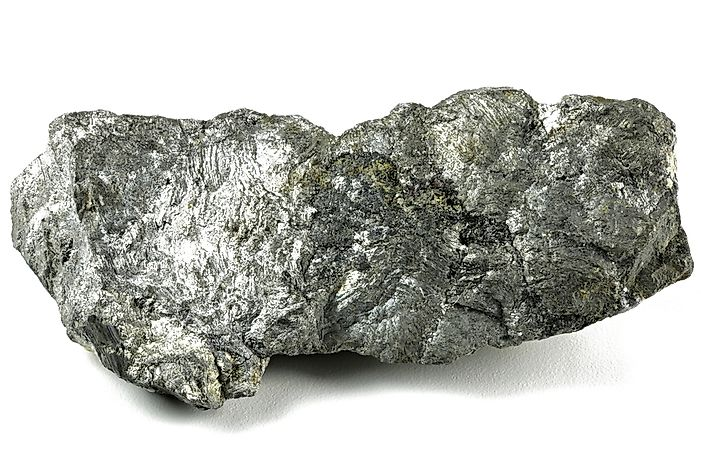 The World's Largest Exporters of Antimony