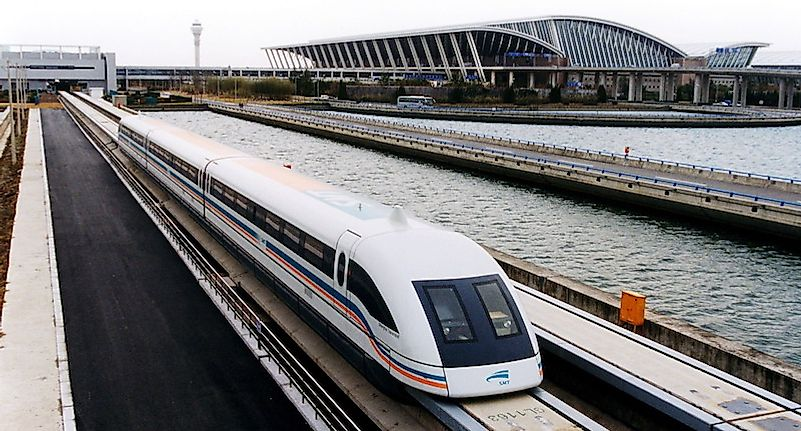 Ten Fastest Trains In The World
