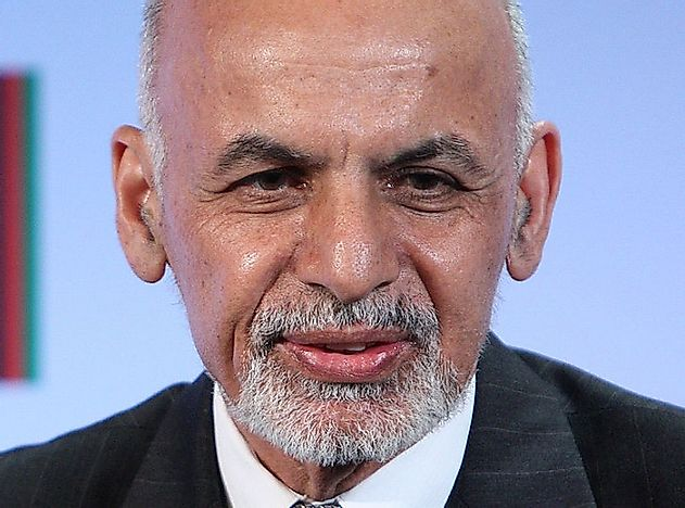 Presidents And Heads Of State Of Afghanistan