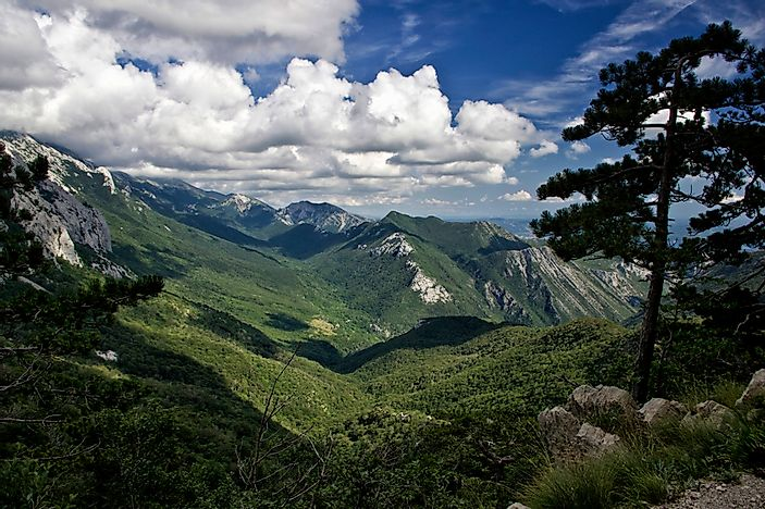 #7 Paklenica National Park