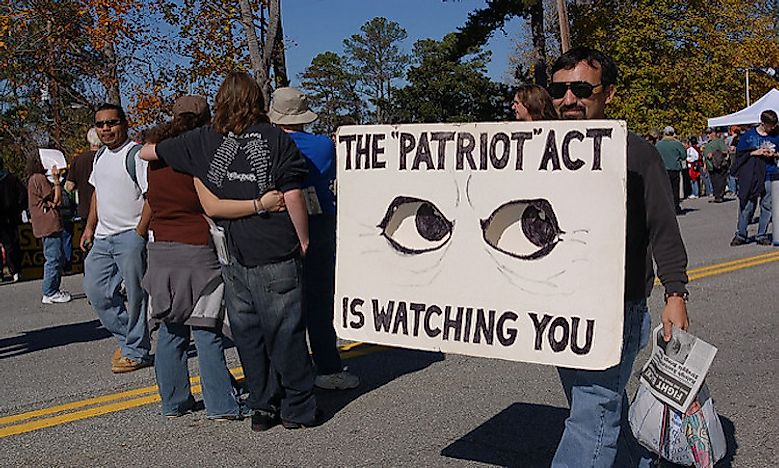 What Is The Patriot Act?