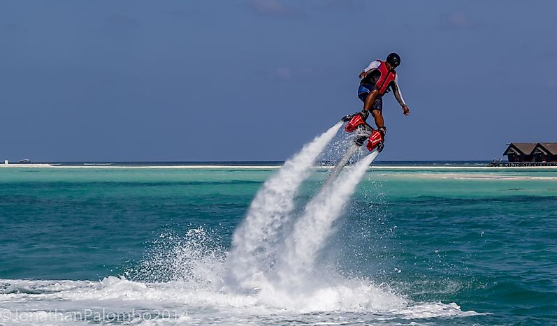 #1 Sports Arts In Maldives