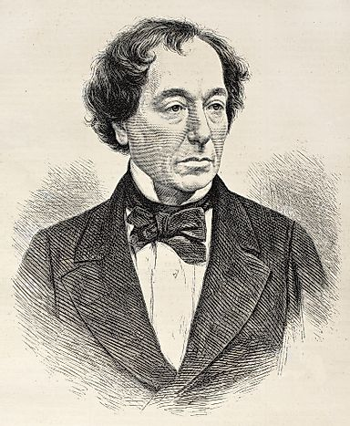 Benjamin Disraeli - Prime Ministers of the United Kingdom