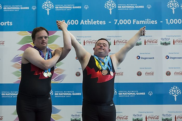 What Are the Special Olympics World Games?