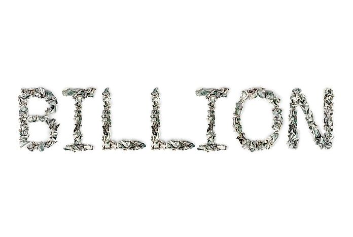 How Many Zeros Are in a Billion?
