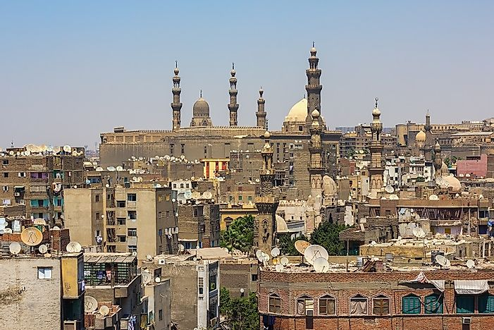 The Biggest Cities In Modern Egypt