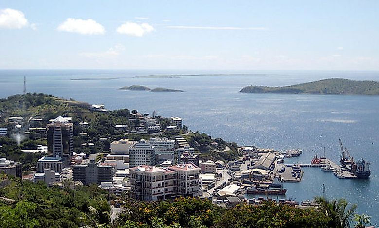 Biggest Cities In Papua New Guinea