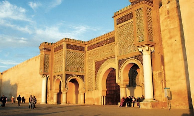 UNESCO World Heritage Sites In Morocco