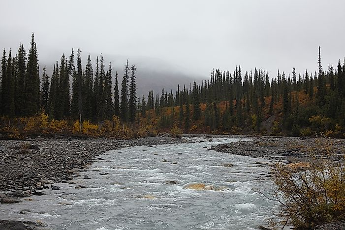 #1 Gates of the Arctic National Park and Preserve