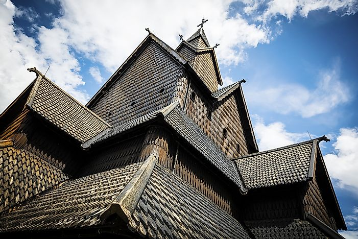10 of Norway's Most Breathtaking Stave Churches