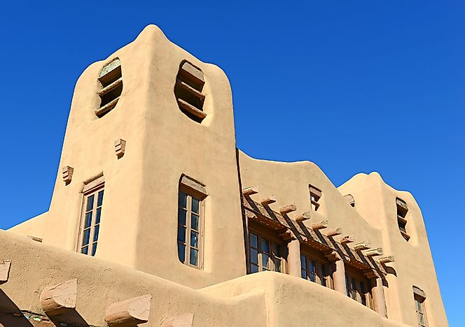 #8 Sante Fe, New Mexico - Crafts and Folk Art