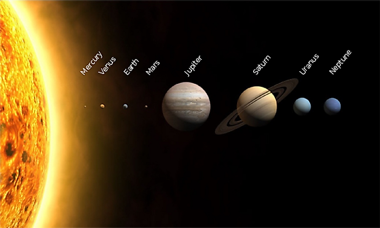 The 7 Wonders Of The Solar System