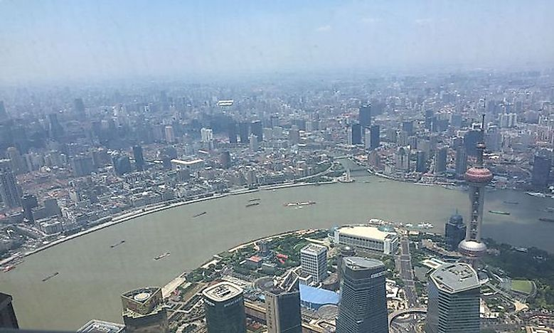 #1 Shanghai Tower -