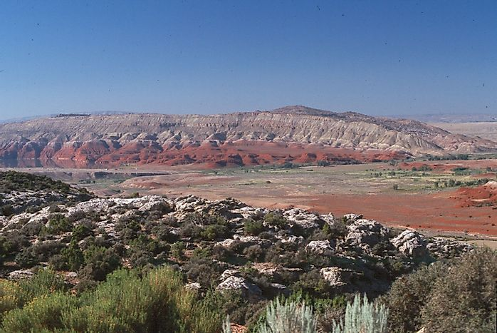 Largest Deserts In The World WorldAtlascom - The largest desert in the us on a map