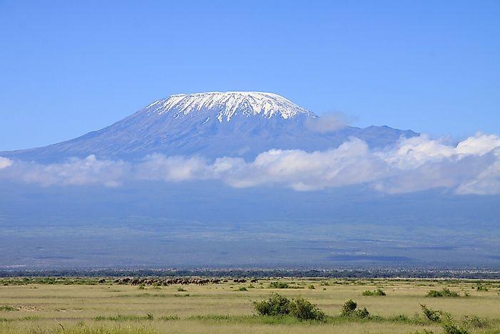 Семь Природных Чудес Африки. Вы просто захотите посетить этот континент.