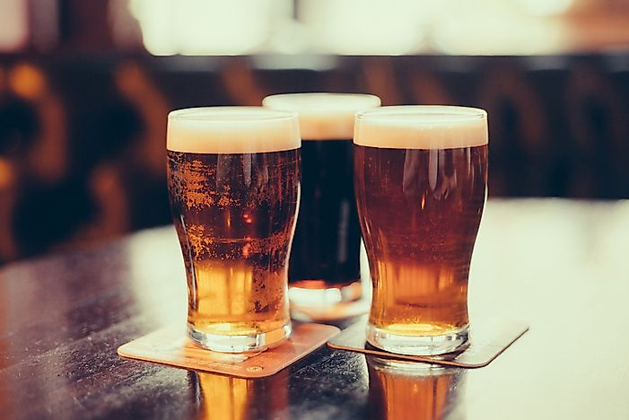 Which Country Drinks the Most Beer?