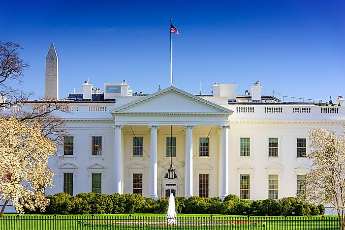 How Many Bathrooms Are In The White House WorldAtlascom - How many bathrooms are in the white house