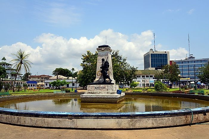 Biggest Cities In Cameroon