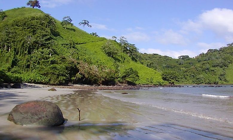 UNESCO World Heritage Sites In Costa Rica