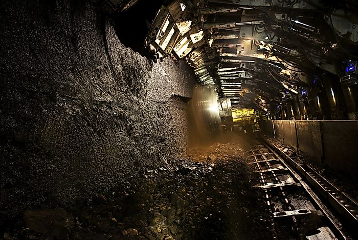 #10 Colombia - The Top 10 Coal Producers Worldwide