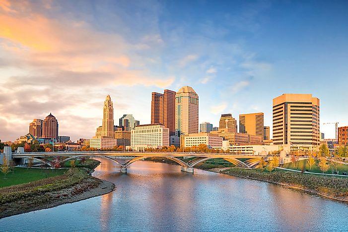 Tallest Buildings In Columbus, Ohio