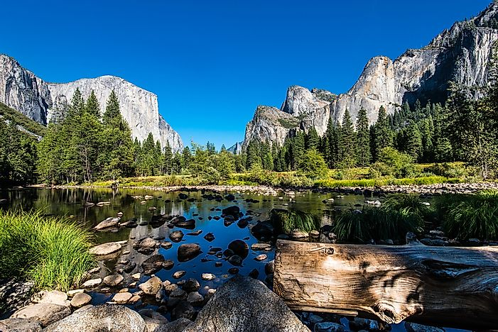 #8 Yosemite National Park