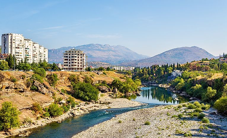 #5 Podgorica, Montenegro (3.5 homicides per 100,000 people)