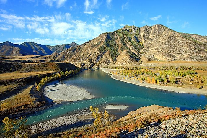 #8 The Golden Mountains of Altai