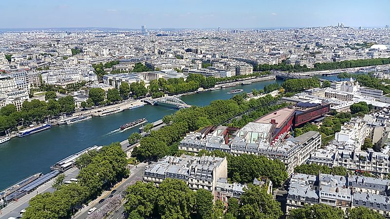 What Is The Source Of The Seine River?