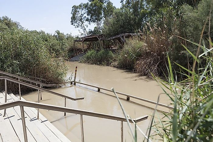 Jordan River - Unique Places In The Middle East