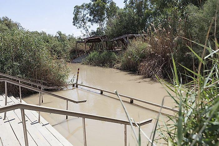 Αποτέλεσμα εικόνας για jordan river