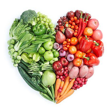 В чем разница между фруктом и овощем?