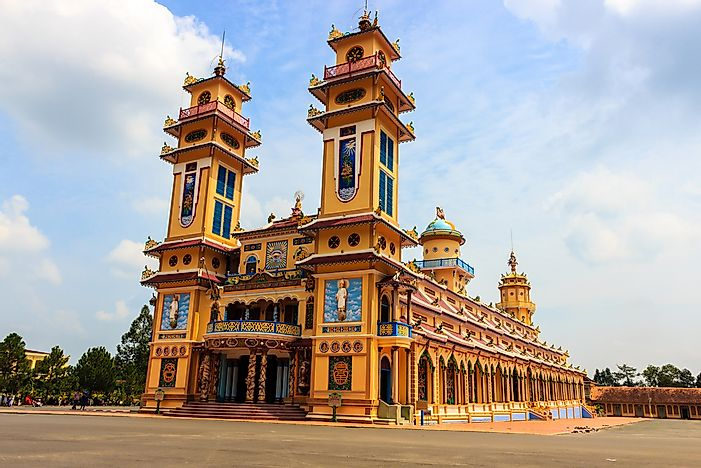 Major Religions in Vietnam