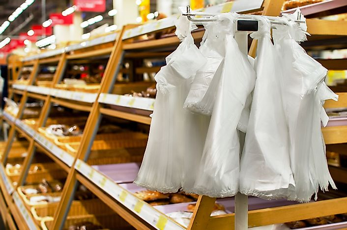 Which Countries Have Banned Plastic Bags?