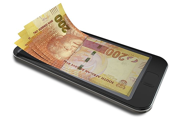 The Use Of Cell Phones To Transfer Money In Modern Africa