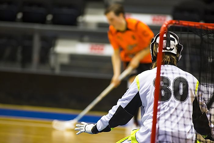 What is Floorball?