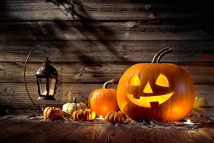 Where did Halloween Originate? - WorldAtlas.com