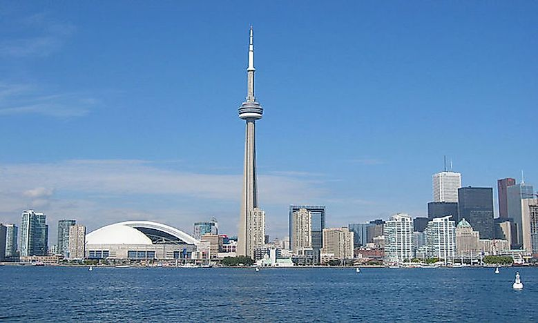 #5 CN Tower -