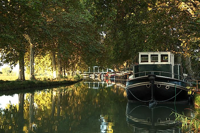 Canal du Midi: A UNESCO World Heritage Site In France