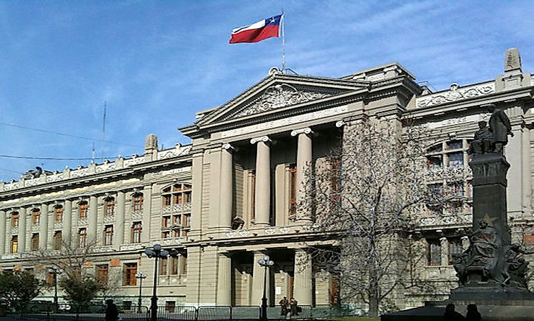 What Is The Capital Of Chile?