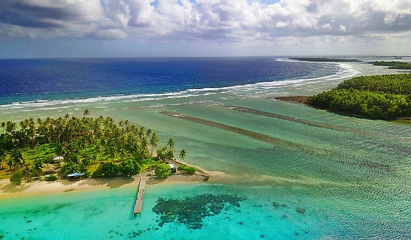 What Are The Biggest Industries In The Marshall Islands?